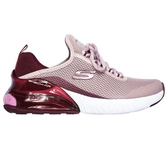 Skechers Skech-air Stratus [13276MVE] 女鞋 慢跑 運動 休閒 耐用 緩衝 紫粉