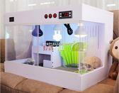 寵物包 pvc爬箱陸龜飼養保溫箱爬蟲寵物箱蜥蜴刺猬蛙守宮飼養盒定制 數碼人生