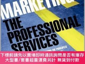 二手書博民逛書店預訂Marketing罕見The Professional Services Firm - Applying Th