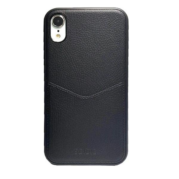 SEIDIO EXECUTIVE™ 極簡皮革手機保護殼 for Apple iPhone XR