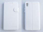 gamax Sony Xperia M4 Aqua Dual 磁扣荔枝紋 側翻手機保護皮套 商務二代 內TPU軟殼全包防摔