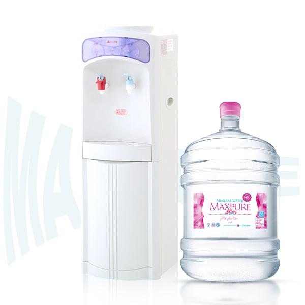 桶裝水20桶+桶裝水飲水機 健康離子水