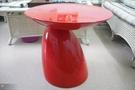 【南洋風傢俱】設計單桌系列-蘑菇桌 蘋果...