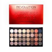 英國Makeup Revolution FLAWLESS MATTE 2 第二代 32 色全霧面啞光眼影盤