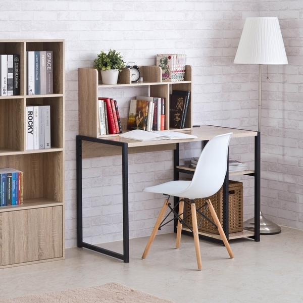 電腦桌 書桌【收納屋】雷恩工業風書桌&DIY組合傢俱