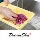 日本 伊野商會 多功能 砧板  切菜 瀝水 料理 廚房(隨機出貨)  Dreamsky