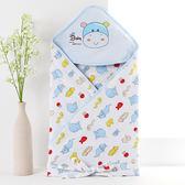 萬聖節大促銷 初生嬰兒春秋夏季薄款純棉抱被春夏天新生兒寶寶全棉超薄透氣抱毯
