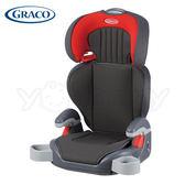 GRACO Junior Maxi 幼兒成長型輔助汽車安全座椅/汽座 -淘氣紅