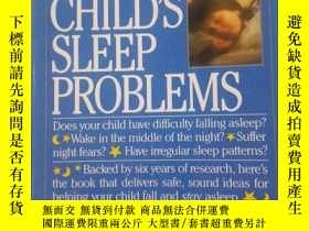 二手書博民逛書店SOLVE罕見YOUR CHILD S SLEEP PROBLE