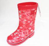 Moonstar 月星 日本製 輕量止滑耐磨 機能 童鞋 高筒 雨鞋 水鞋 MSRBC654(粉)[陽光樂活]