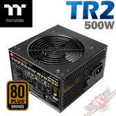 [ PC PARTY ] 曜越 Thermaltake TR2 500W 銅牌 電源供應器 (台中、高雄)