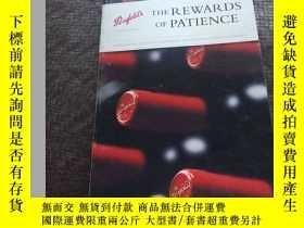 二手書博民逛書店THEREWARDS罕見OF PATIENCE 英文版 書品如圖