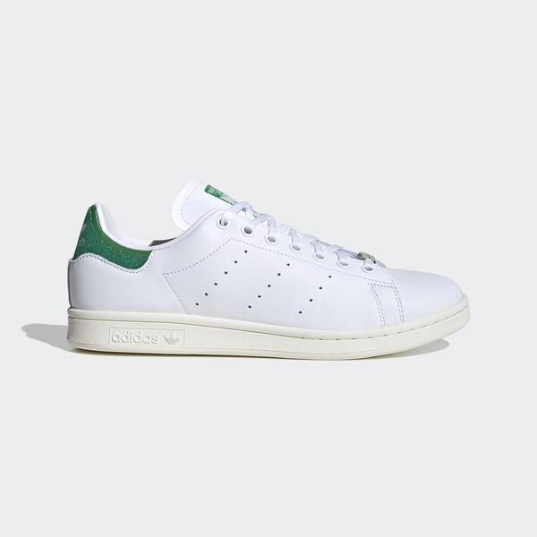 Adidas Stan Smith [FX7482] 女鞋 運動 休閒 經典 舒適 簡約 穿搭 史密斯 愛迪達 白 綠