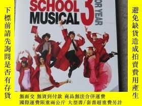 二手書博民逛書店High罕見School Musical 3(附光盤)Y2147