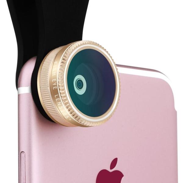 魚眼鏡頭手機通用外接vivo華為oppo高清全景廣角iphone專業攝像頭  快意購物網
