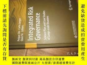 二手書博民逛書店integrated罕見risk governanceY5763