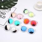 墨鏡 兒童 太陽眼鏡 韓版 縷空 造型 眼鏡