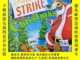 二手書博民逛書店Twas罕見the Strike ChristmasY24160