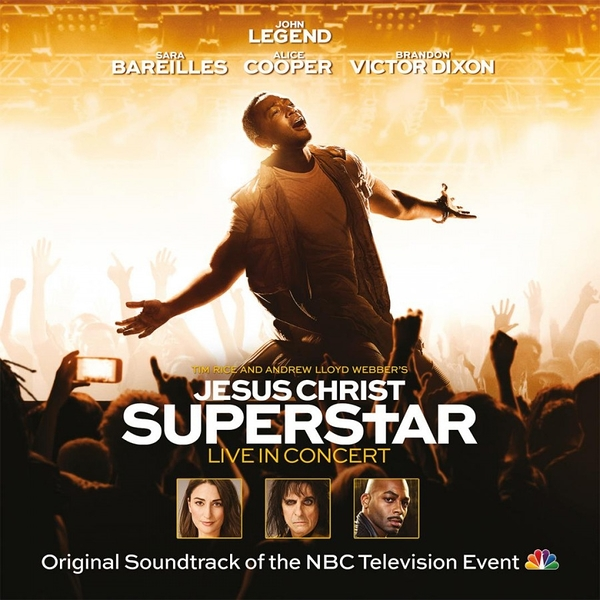 【停看聽音響唱片】【黑膠LP】JESUS CHRIST SUPERSTAR LIVE IN CONCERT