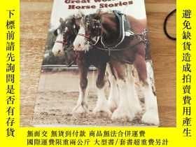二手書博民逛書店英文書ANGELA罕見GOODE great working horse stories 詳細看圖Y37235