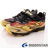 日本月星競速童鞋-光速運動系列(中大童)金-SSJ7213