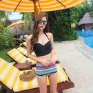 現貨泳衣泳裝比基尼 JE bikini兩件式民族風 繞頸彩繪 泳衣特賣 溫泉 水樂園 泳衣泳裝比基尼【31b】