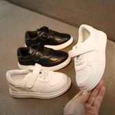 女寶寶板鞋2018春季防滑兒童運動鞋1-3歲小白鞋童鞋男童2休閒鞋子-Ifashion