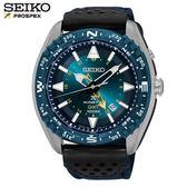 SEIKO 精工網路授權專賣店Prospex GMT人動電能腕錶陸系列錶款(SUN059P1)5M85-0AE0B /45.6mm
