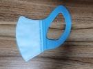 BNN鼻恩恩醫用超立體3D口罩@成人-藍色藍耳帶@材質佳超好戴 無痛耳帶 柔軟舒適 無異味