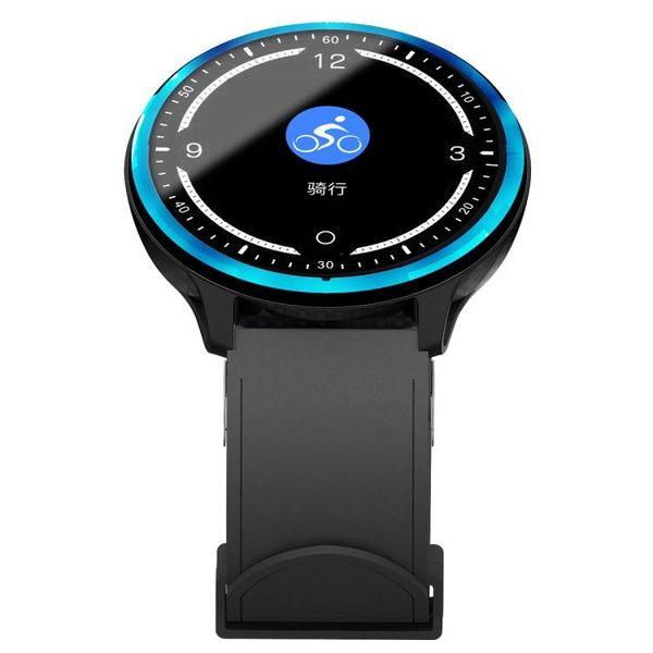 智慧運動手錶 現貨 心率血壓血氧睡眠健康監測多功能智能手環 新P69彩屏智慧手環igo