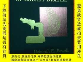二手書博民逛書店英文書罕見the diagnosis and detection of breast disease 乳腺疾病的診
