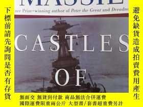 二手書博民逛書店Castles罕見Of SteelY281995 Robert