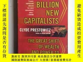 二手書博民逛書店Three罕見Billion New Capitalists: