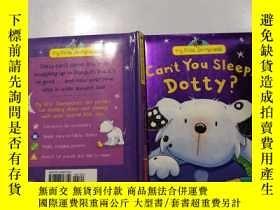 二手書博民逛書店Can t罕見you sleep dotty:你睡不著嗎Y200392