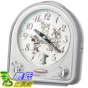 [東京直購] SEIKO CLOCK FD464S 迪士尼 Disney melody 時鐘 鬧鐘 alarm clock 31首歌曲替換