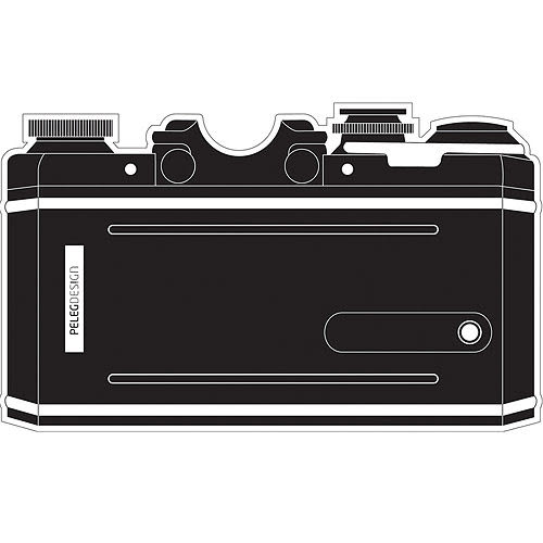 《MB》Spy 窺視孔裝飾貼紙(相機)