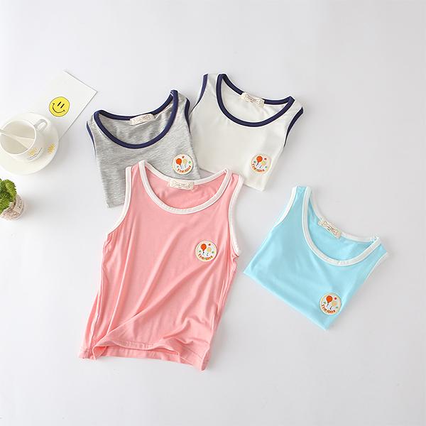 Fine Days 夏日繽紛背心 - 嬰幼兒短袖T恤  XR17261