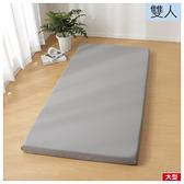 ◆日式床墊 記憶睡墊 折疊床墊 竹炭加工 雙人 NITORI宜得利家居