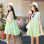 售完即止-孕婦裝夏裝孕婦韓版連身裙時尚寬鬆背心潮媽娃娃連身裙夏庫存清出(5-13)