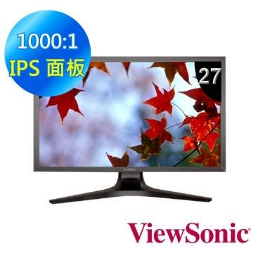 ViewSonic 優派 VP2770-LED 27型IPS寬螢幕