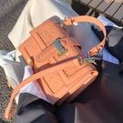 法國小眾高級質感小包包女2021新款潮夏天時尚側背斜背包ins百搭 小天使
