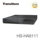 【速霸科技館】全視線 HS-HA8111 8路 H.264 1080P HDMI 台灣製造 監視監控錄影主機