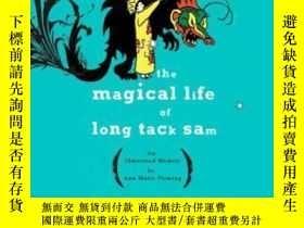 二手書博民逛書店The罕見Magical Life Of Long Tack SamY256260 Ann Marie Fle