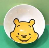 【震撼精品百貨】Winnie the Pooh 小熊維尼~瓷器飯碗~大臉#23266