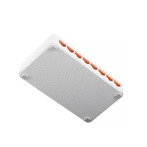 TOTOLINK S808G 8埠 10/100/1000 Mbps Giga 極速 乙太網路 交換器