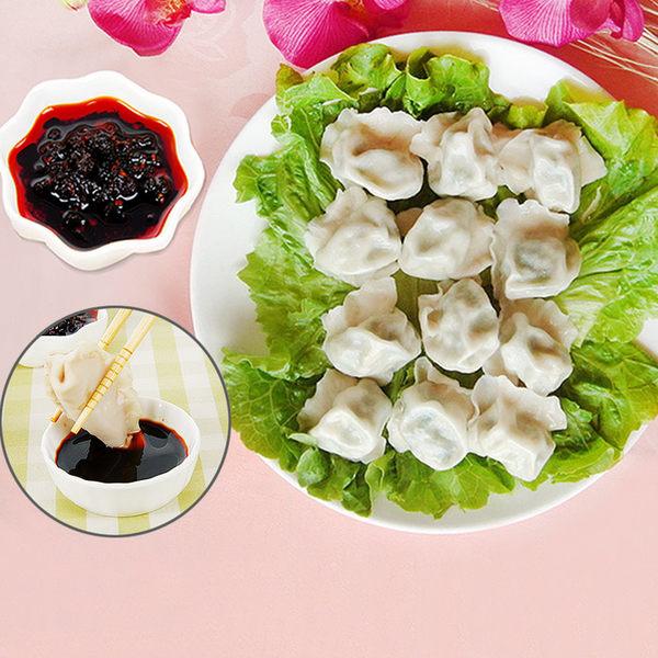 日式創意白色陶瓷調料碟 廚房多用調料醬醋調味碟火鍋調料小碟子