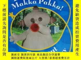 二手書博民逛書店hello罕見Makka pakka ! press out and play 兒童讀物 英文版Y42402