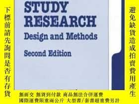 二手書博民逛書店Case罕見Study Research-案例研究Y436638 Robert K. Yin Sage Pub