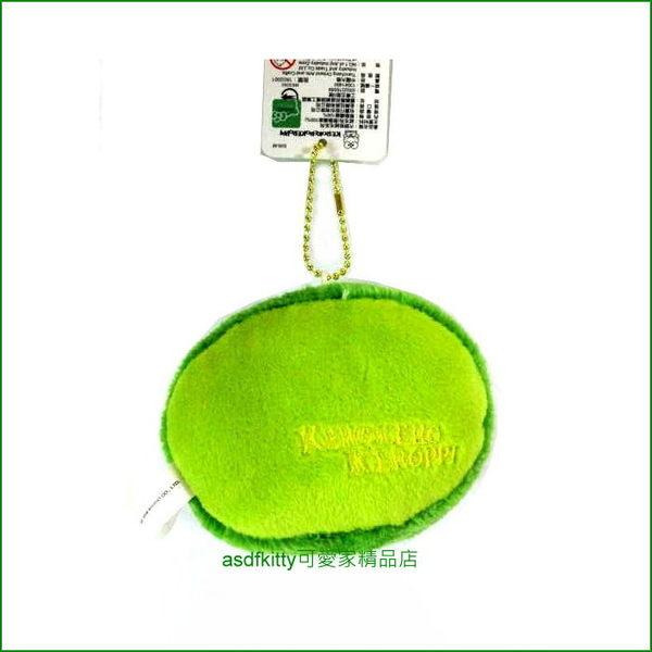 asdfkitty☆大眼蛙絨毛娃娃鑰匙圈吊飾/掛飾-很大很顯眼-掛包包上或掛車上都好用-台灣正版商品