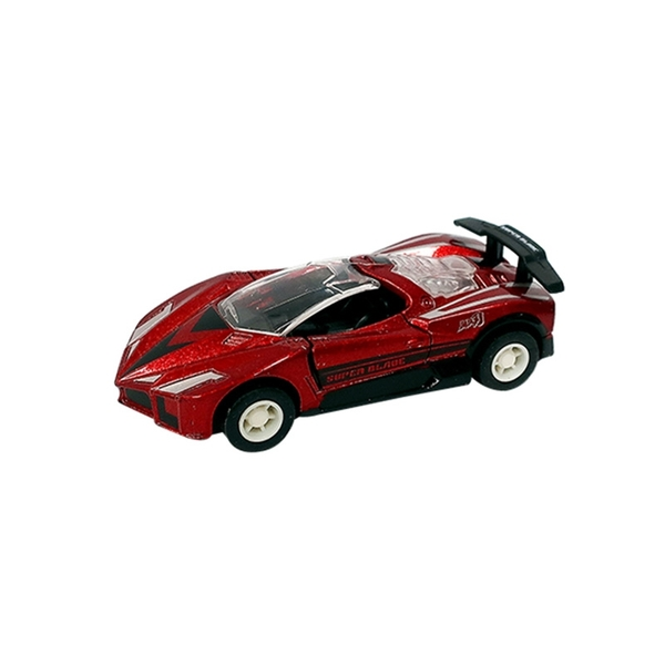 A&L奧麗迷你合金車 NO.165 超級跑車 迴力車 超跑 賽車 模型車(1:64)【楚崴玩具】
